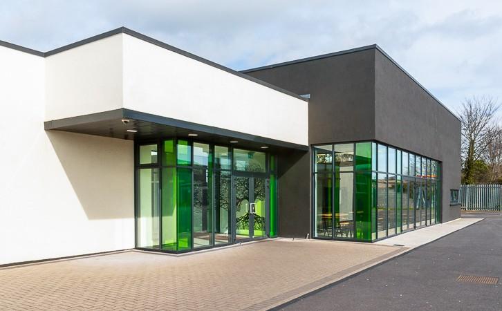 Dining Hall - Patrician Secondary School, Newbridge, Co. Kildare