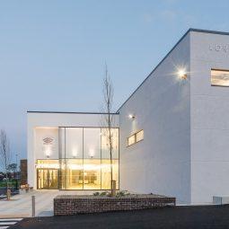 Loreto Dalkey Secondary School PE Sports Hall