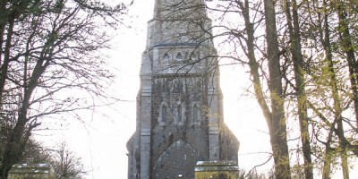 Clogherinkoe Church, Co. Kildare