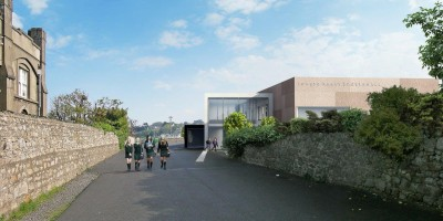 Loreto Dalkey Secondary School PE Sports Hall
