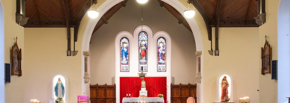 St. Mary's Church Drumlish, Co. Longford