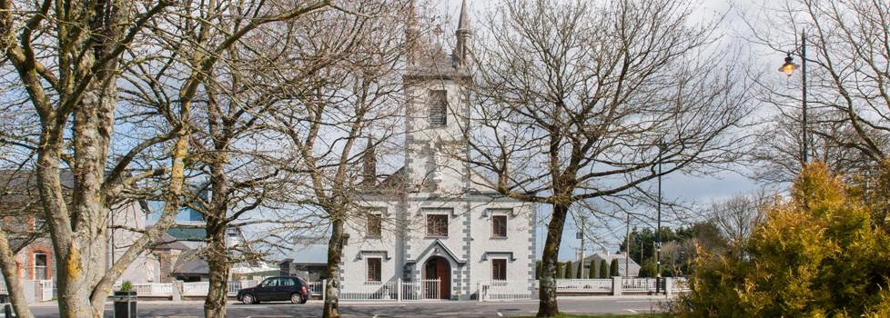 St. Mary's Church Lanesborough, Co. Longford