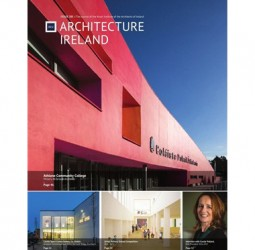 School project features in ARCHITECTURE IRELAND latest issue
