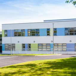 Extension to Hartstown Community School in Dublin 15 completed