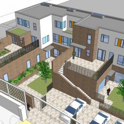 Mixed-use residential scheme in South Dublin