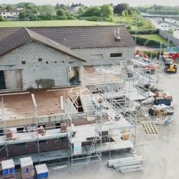 Castleknock Lawn Tennis Club – On Site