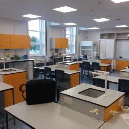 Science Labs Refurbishment at Loreto St Michaels Secondary School in Navan